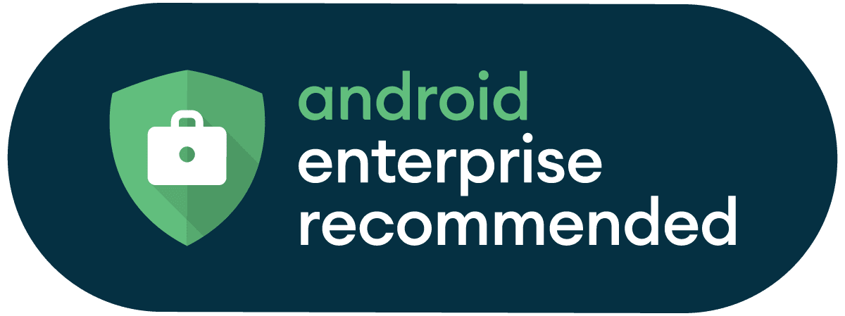 Android Enterprise Recommended Social Mobile