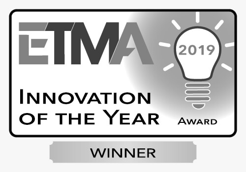 etma award badge
